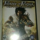 Prince of Persia: The Two Thrones (Sony PlayStation 2, 2005) W/ Manual CIB PS2