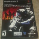 Project: Snowblind (Sony PlayStation 2, 2005) Complete With Manual CIB PS2