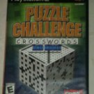 Puzzle Challenge: Crosswords and More (Sony PlayStation 2, 2006) PS2