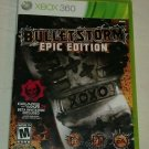 Bulletstorm -- Epic Edition (Microsoft Xbox 360, 2011) Complete CIB Tested