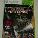 Bulletstorm -- Epic Edition (Microsoft Xbox 360, 2011) Complete CIB Tested