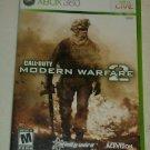 Call of Duty: Modern Warfare 2 (Xbox 360, 2009) CIB Complete Tested