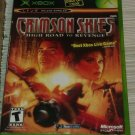 Crimson Skies: High Road to Revenge (Microsoft Xbox, 2003) Complete CIB Tested