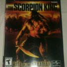Scorpion King Rise of the Akkadian (Sony PlayStation 2, 2002) PS2 CIB Complete