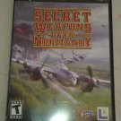 Secret Weapons Over Normandy (Sony PlayStation 2, 2003) With Manual CIB PS2
