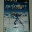 Ski and Shoot (Sony PlayStation 2, 2009) PS2 CIB Complete