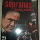 Sopranos: Road to Respect (Sony PlayStation 2, 2006) Complete W/ Manual CIB PS2