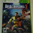 Dead Rising 2 (Microsoft Xbox 360, 2010) Complete CIB Tested