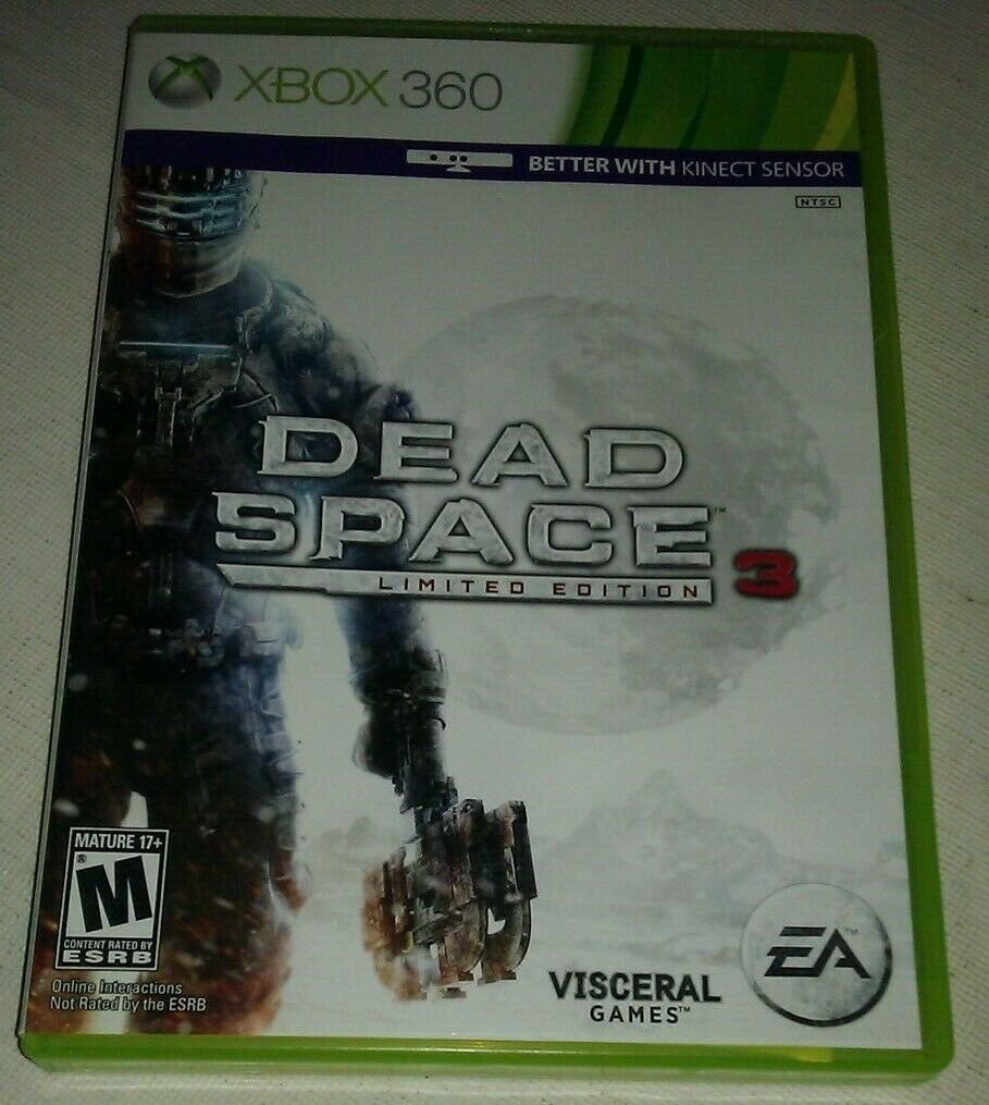 Dead Space 3 (Microsoft Xbox 360, 2013) Tested
