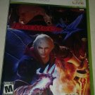 Devil May Cry 4 (Microsoft Xbox 360, 2008) Complete W/ Manual CIB Tested