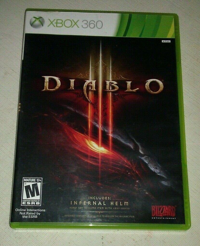 Diablo III (Microsoft Xbox 360, 2013) Tested