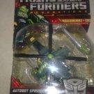 Autobot Springer MOC Transformers Generations Asia GDO Card
