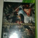 Dragon's Dogma (Microsoft Xbox 360, 2012) With Manual CIB Complete Tested