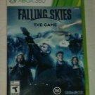 Falling Skies: The Game (Microsoft Xbox 360, 2014) CIB Complete