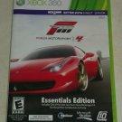 Forza Motorsport 4 Essentials Edition (Microsoft Xbox 360, 2011) Tested