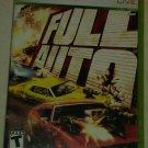 Full Auto (Microsoft Xbox 360, 2006) Complete Tested CIB