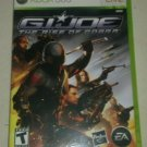 G.I. Joe: The Rise of Cobra (Microsoft Xbox 360, 2009) Complete With Manual CIB