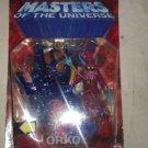Orko MOC Masters of the Universe 2002 MOTU