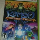 Kameo: Elements of Power (Microsoft Xbox 360, 2005) with Manual CIB Tested