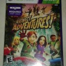 Kinect Adventures!( Xbox 360 ) With Manual Complete CIB Tested