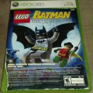 LEGO Batman: The Videogame (Microsoft Xbox 360, 2008)