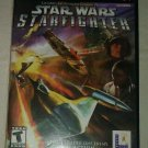 Star Wars Starfighter (Sony PlayStation 2, 2001) PS2 Complete CIB