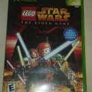 LEGO Star Wars: The Video Game (Microsoft Xbox Original 2005) CIB Tested