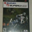 Suzuki TT Superbikes: Real Road Racing (Sony PlayStation 2, 2005) PS2 Sealed