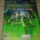 Syphon Filter: The Omega Strain (Sony PlayStation 2) Compete With Manual CIB PS2