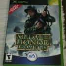 Medal of Honor: Frontline (Microsoft Xbox, 2002) Complete CIB Tested