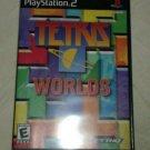 Tetris Worlds (Sony PlayStation 2, 2002) PS2 CIP CIB