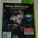 Metal Gear Solid V: Ground Zeroes (Microsoft Xbox 360, 2014) Tested