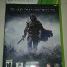 Middle-earth: Shadow of Mordor (Microsoft Xbox 360, 2014) with Manual CIB Tested