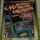 Midway Arcade Treasures (Xbox Classic Original , 2003) Complete CIB Tested