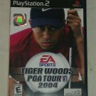 Tiger Woods PGA Tour 2004 (Sony PlayStation 2, 2003) PS2