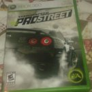 Need for Speed: ProStreet (Microsoft Xbox 360) Complete With Manual CIB Tested