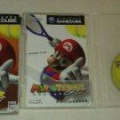 Mario Tennis GC (Nintendo GameCube) Japan Import W/ Box & Manual