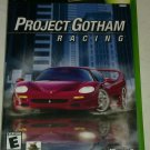 Project Gotham Racing (Microsoft Xbox Original 2001) With Manual CIB Tested