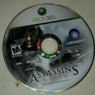 Assassin's Creed (Microsoft Xbox 360, 2007) Disc Only Tested