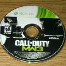 Call of Duty: Modern Warfare 3 (Xbox 360, 2011) Disc Only Tested