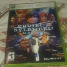 Project Sylpheed: Arc of Deception (Microsoft Xbox 360) With Manual CIB Tested
