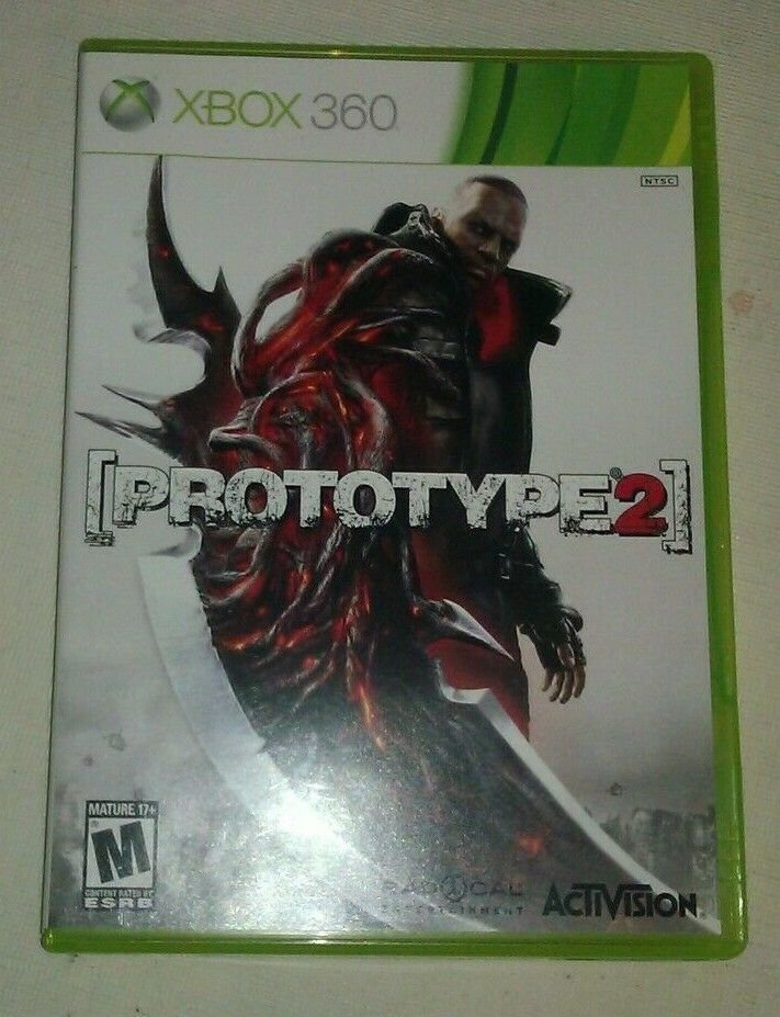 Prototype 2 Radnet Edition (Microsoft Xbox 360) Complete With Manual CIB Tested