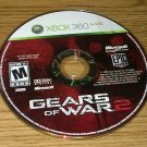 Gears of War 2 (Xbox 360, 2008) Disc Only Tested