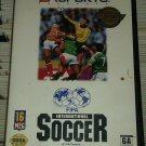 FIFA International Soccer (Sega Genesis, 1993) With Case Tested