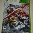 Soul Calibur V (Microsoft Xbox 360, 2012) Complete W/ Manual CIB Tested