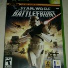 Star Wars: Battlefront (Microsoft Xbox Original Classic, 2004) With Manual CIB