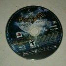 Batman: Arkham Asylum (Sony PlayStation 3, 2009) Disc Only PS3