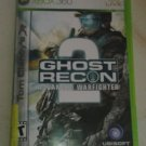 Tom Clancy's Ghost Recon: Advanced Warfighter 2 (Microsoft Xbox 360, 2007)Tested