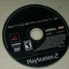 Spider-Man 3 (Sony PlayStation 2, 2007) Disc Only PS2