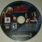 TNA Impact Wrestling (Sony PlayStation 2, 2008) Disc Only PS2
